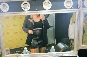 Marilia Mendonça assume truque em foto para esconder barriga de grávida. Veja