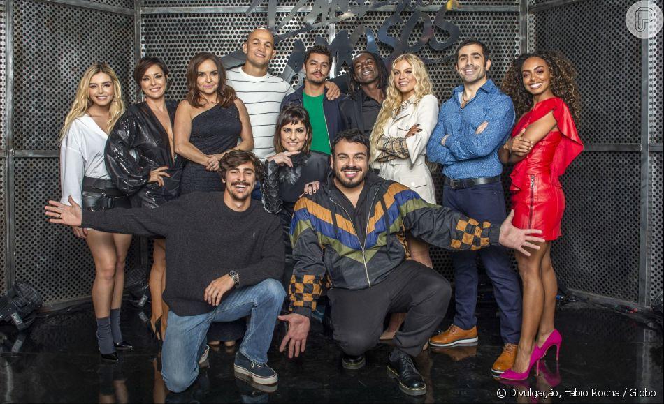 'Dança dos Famosos': elenco é escolhido e competição começa no próximo domingo, 25 de agosto de 2019