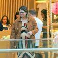 A barriguinha de grávida de Marilia Mendonça ficou evidente nas fotos