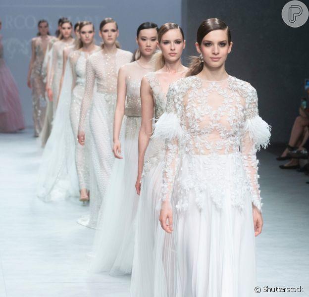 O melhor vestido de noiva para cada tipo de corpo e um casamento dos sonhos!