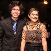 Maisa Silva elege mood girlie para jantar de gala com Nicholas Arashiro. Veja!