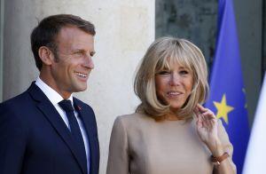 Brigitte Macron, em português, agradece apoio do Brasil após polêmica. Vídeo!