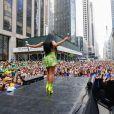 Simone e Simaria se apresentaram no Brazilian Day, em Nova York