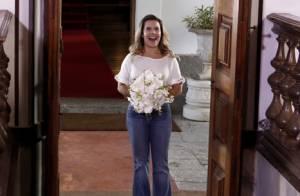 Fernanda Souza se emociona ao contar que vai homenagear o pai em seu casamento