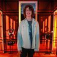 Lucas Jagger, filho de Luciana Gimenez, foi elogiado por Simaria quando a cantora viu que ele pinta as unhas