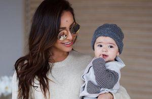 Zoe ursinha! Filha de Sabrina Sato usa look fofo durante treino da mãe. Veja