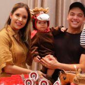 Casa cheia! Wesley Safadão reúne família em aniversário de 31 anos. Vídeo