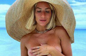 Giovanna Ewbank revela truque para empinar corpo em foto: 'Subidinha de leve'