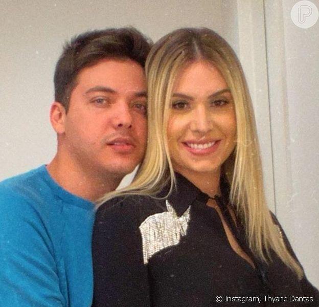 Thyane Dantas tietou o marido, Wesley Safadão, em show na cidade de Lisboa