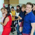 Filhos de Thais Fersoza e Michel Teló, Melinda e Teodoro vão ser matriculados em escola em 2020