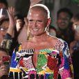 Xuxa desfilou duas vezes na passarela em homenagem à Yes, Brasil: 'Eu que pedi para entrar a segunda vez'