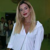 Vestido de Giovanna Lancellotti é trend! Atriz aposta em look chemise para show