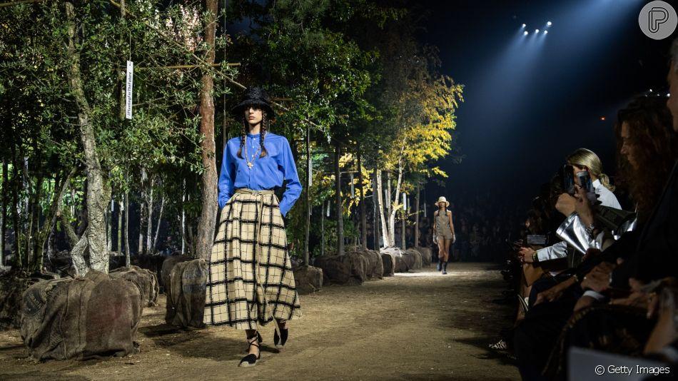 Verão 2020: confira os destaques do desfile da Dior na Semana de Moda de Paris!
