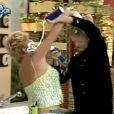 Ana Maria Braga e Xuxa protagonizaram uma guerra de bolos por várias vezes no 'Mais Você'