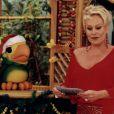 Ana Maria Braga festeja o Natal ao lado do Louro José