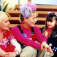 Ana Maria Braga quando enfrentou câncer, em 2001, recebeu no 'Mais Você' Xuxa e a filha Sasha