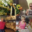 Em 2003, Ana foi com o 'Mais Você' para a Itália. Ela mostrou a culinária local e visitou uma típica família italiana
