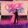 Ana Maria Braga e Luciano Huck dançam valsa para comemorar os 15 anos do 'Mais Você', em outubro de 2014
