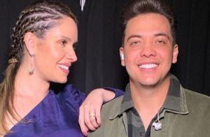 Wesley Safadão ataca de cabeleireiro e Thyane Dantas aprova: 'Contratado'. Vídeo