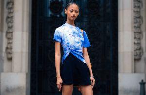 Trend alert: tie-dye traz vibe fun ao look de verão e promete ser hit