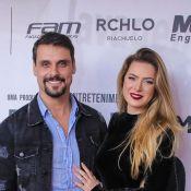 Rayanne Morais e Felipe Cunha se declaram em viagem: 'Sonho bom que é realidade'