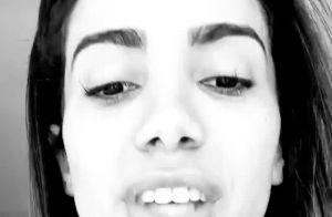 Vitão surge em vídeo de Anitta em casa após festa e web enlouquece: 'Meu casal'