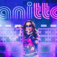 Anitta fez festa para comemorar show no Rock in Rio
