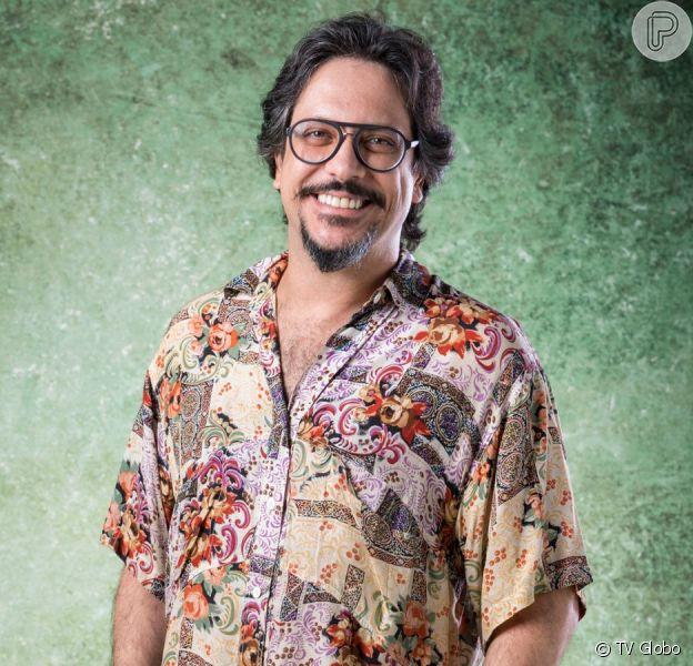 Mário (Lucio Mauro Filho) diz para Nana (Fabiula Nascimento) que fará o teste de DNA no bebê na novela 'Bom Sucesso'