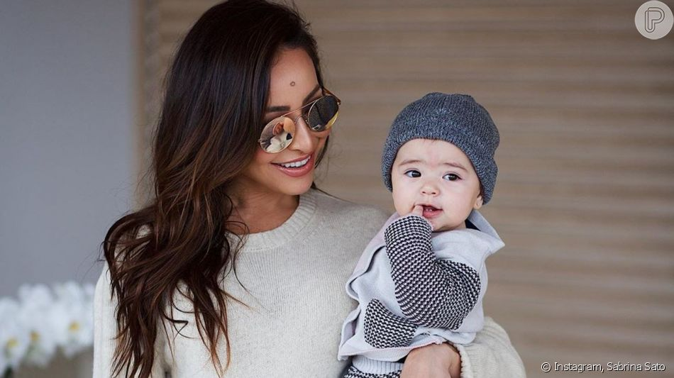 Sabrina Sato organiza festa de luxo para a filha, Zoe, por aniversário de 1 ano