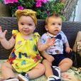 Sabrina Sato e filha, Zoe, farão festa de aniversário milionária de 1 ano