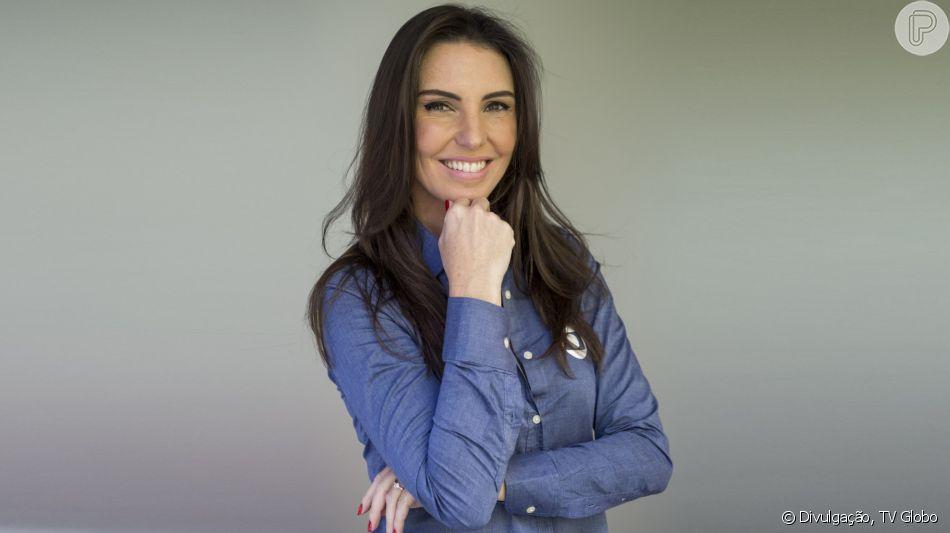 Glenda Kozlowski sai da Globo após 23 anos na emissora como indicou nesta sexta-feira, dia 18 de outubro de 2019