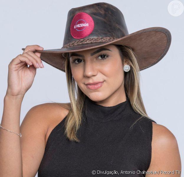 Em 'A Fazenda', Hariany gera polêmica ao tirar sarro de lesão do ex-BBB Rodrigo França