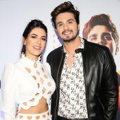 Luan Santana planeja morar com noiva, Jade Magalhães: 'Antes da cerimônia'