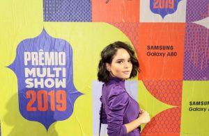 Prêmio Multishow: famosas arrasam com looks cheios de brilho e cor. Inspire-se!