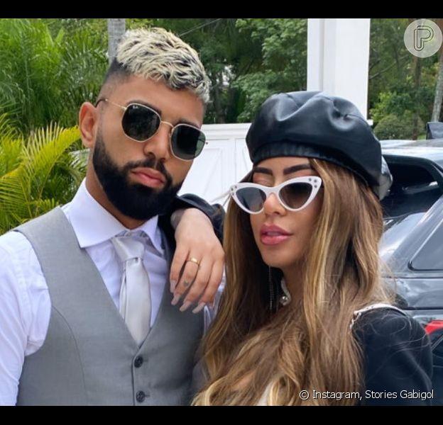 Namoro dos famosos 2019: irmã de Neymar, Rafaella Santos assumiu namoro com o jogador do Flamengo Gabigol