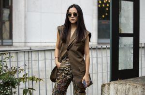 Colete é fashion! Veja como usar a terceira peça do momento em 8 looks poderosos