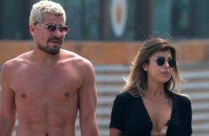 Sem rotular relação, Thiago Martins elogia modelo Talita Nogueira: 'Me faz bem'