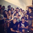 Recentemente, Fernanda Paes curtiu férias em Ibiza, na Espanha