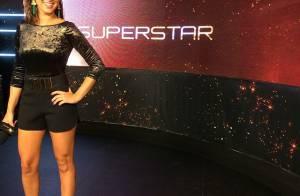 Após sucesso no 'Superstar', Fernanda Paes Leme é cotada para programa na Globo