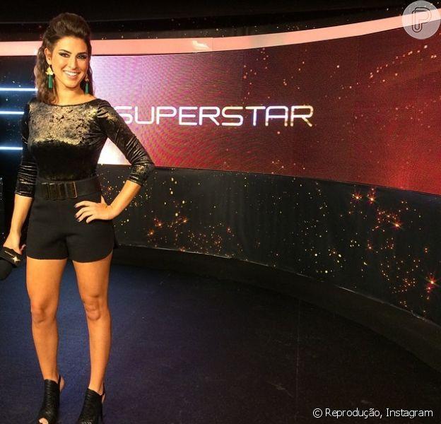 Fernanda Paes Leme irá ganhar programa na Globo