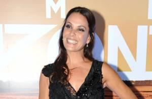 Carolina Ferraz mantém boa forma com pilates e diz: 'Gosto de ficar magra'