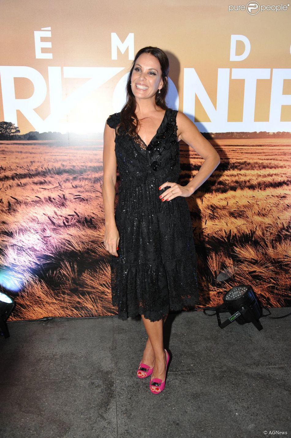 Carolina Ferraz voltará à TV em breve após o fim de 'Além de Horizonte'