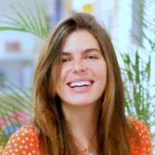 Mariana Goldfarb mostra foto topless: 'Faço do meu corpo casa para borboletas'