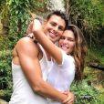 Mariana Goldfarb é casada com Cauã Reymond desde abril de 2019