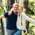 Luciano Huck está casado com Angélica há 15 anos