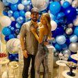 Namorada de Sorocaba, Biah Rodrigues surpreendeu cantor com festa de aniversário