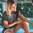 Giovanna Ewbank usa peças grifadas de marcas como Louis Vuitton, Balenciaga, Chanel, Kate Spade e Swarovski em vídeo compartilhado no Youtube nesta terça-feira, dia 12 de novembro de 2019