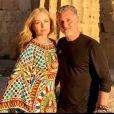 Angélica comemorou 5 anos de casamento com Luciano Huck