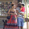Lázaro Ramos fala da expectativa da chegada de Maria Antônia, fruto do casametno com Taís Araújo: 'Vem na hora certa'