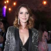 Nathalia Dill evita fotos ao lado de Sérgio Guizé e nega namoro: 'Par na novela'